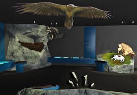 A kiállítás belülről